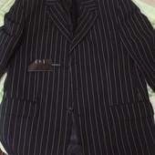 классический мужской пиджак р 50