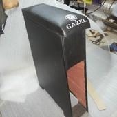 Подлокотник для Газ модель Газель. Высоко качественный подлокотник, который выгодно подчеркнет инетр