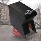 Подлокотник для Daewoo Nexia. Отличный подлокотник для вашего авто. Стильный и современный аксессуар