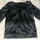 Блуза атласная шикарная р.44-46 Oggi