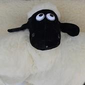 """Игрушка-подушка - трансформер для ребенка овечка """"Кася"""""""