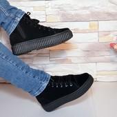 Криперы на шнуровке