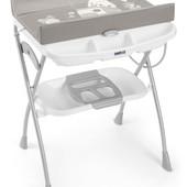 Пеленатор с ванночкой Cam Volare Бежевый с домиком C203008 - 227