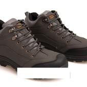 Мужские ботинки KIM! Код: gr429 - сірі