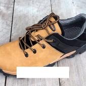 Мужские ботинки Knoxs  в двох кольорах Код: gr458,Код: gr459