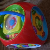 куб кидиленд kiddieland с мелодиями