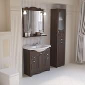 """Мебель для ванной комнаты """"Аква Родос"""". Фантастически красивая!"""