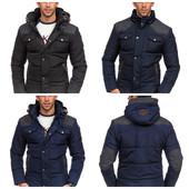 Куртка стеганая мужская осенняя