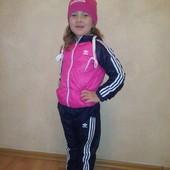 Спортивный костюм Adidas  качество супер 98-104