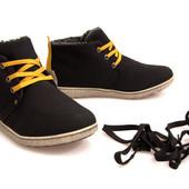 Мужские ботинки - супер качество Польша 41,44,45 размер