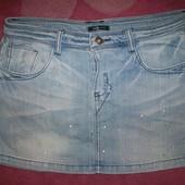 юбка Оjdji. М размер, джинсовая