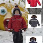 Зимняя куртка  синяя, красная, черная  супер качество