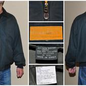 Мужская кожаная куртка Timberland (water resistant)(XL) б/у