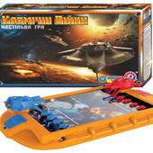 Космические войны ТехноК 1158 настольная игра как морской бой только в космосе