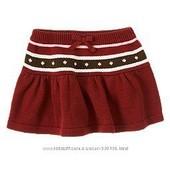 Теплая юбка, юбочка крейзи8, crazy8, 4т