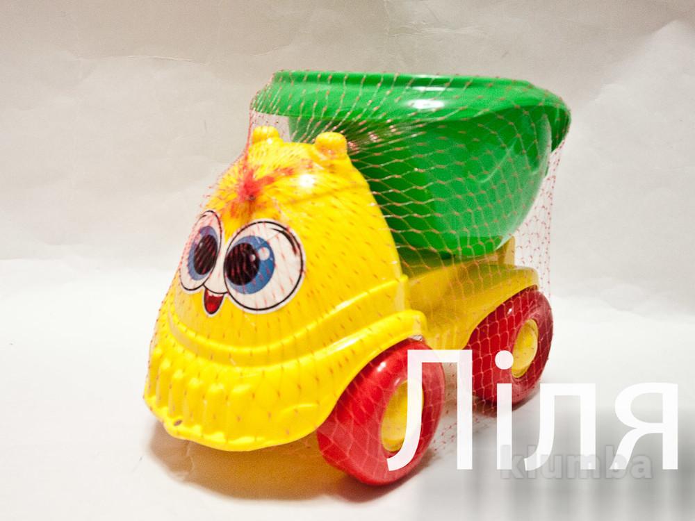 Машинка грузовик термит, орион, 003 фото №1