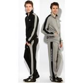 Спортивный костюм Армани  ткань:турецкая двунитка-трикотаж