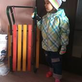 Куртка курточка Obermeyer (Обермеер) на 2-4года!Плюс шапка в подарок!