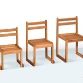 Детские стулья стульчики деревянные