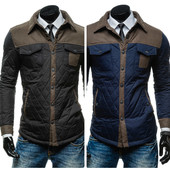 куртка мужская стеганая
