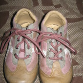 Черевики (ботинки) Geox 23 р. (стелька 14,5 см). шкіра. демисезон