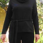 Talbots. США. Чёрная блуза из модала - эвкалиптове дерево!