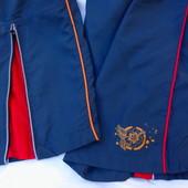 TCM. Качественные спортивные штаны на весну графитового цвета.