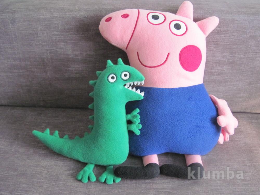 Купить свинку Джорджа, игрушку Джордж свинка заказать