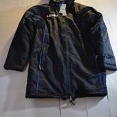 Новая куртка Legea, новая с ценником, оригинал, р. XS