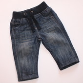 Крутые джинсы 3-6 мес
