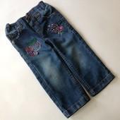 джинсы с совами