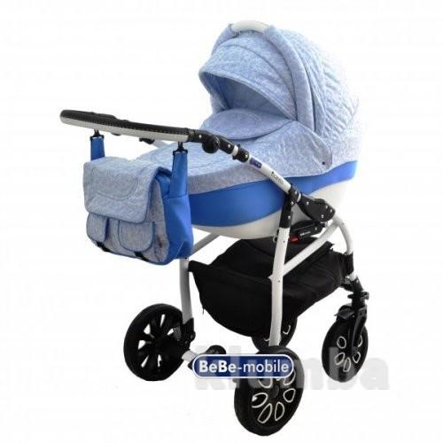 Универсальная коляска 2 в 1 Bebe-mobile Careto в ассортименте! фото №1