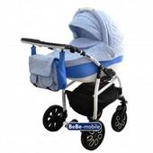Универсальная коляска 2 в 1 Bebe-mobile Careto в ассортименте!