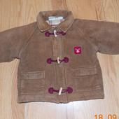 Акция!!Демисезонная куртка  для ребенка 18-24 месяцев,86-92 см