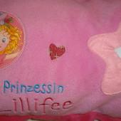 продам 2 декор.подушечки-светильники ночники:) Prinzessin Lillifee.