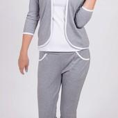 Трикотажный костюм женский 00998 (3 цвета)