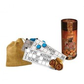 Настольная игра Русское лото в тубусе данко тойс Danko Toys Лт