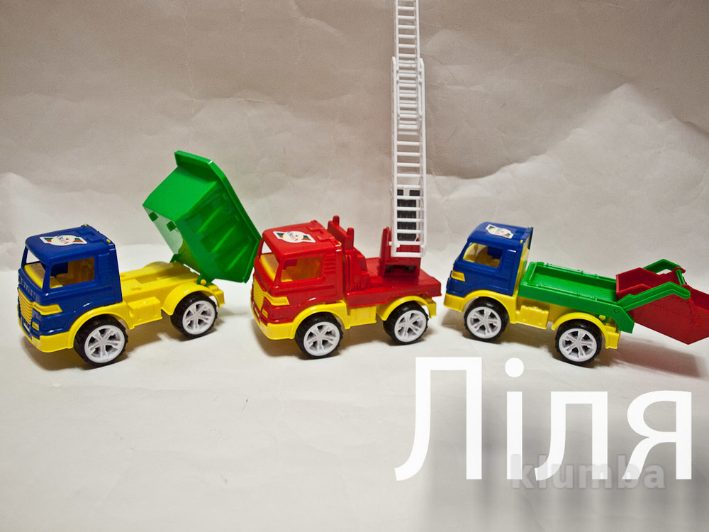 Машинки дитячі орион,арт.017 фото №1