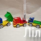 Машинки дитячі Орион,арт.017