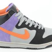 Мужские высокие осенние кроссовки Nike  42, 43, 44 размер
