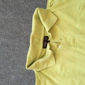 Мужская футболка поло, размер - L
