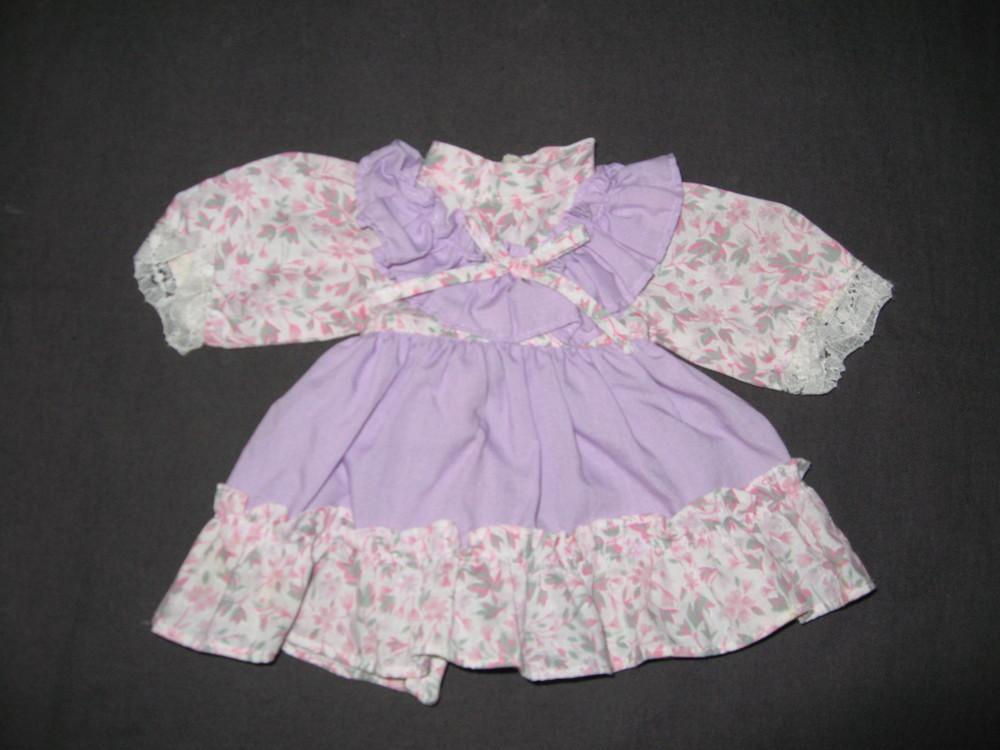 Одежда для пупса 26-30см. фото №1