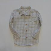 Стильная рубашечка Darcy Brown, размер 3 года, состояние отличное.