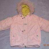 Курточка Lenne 92