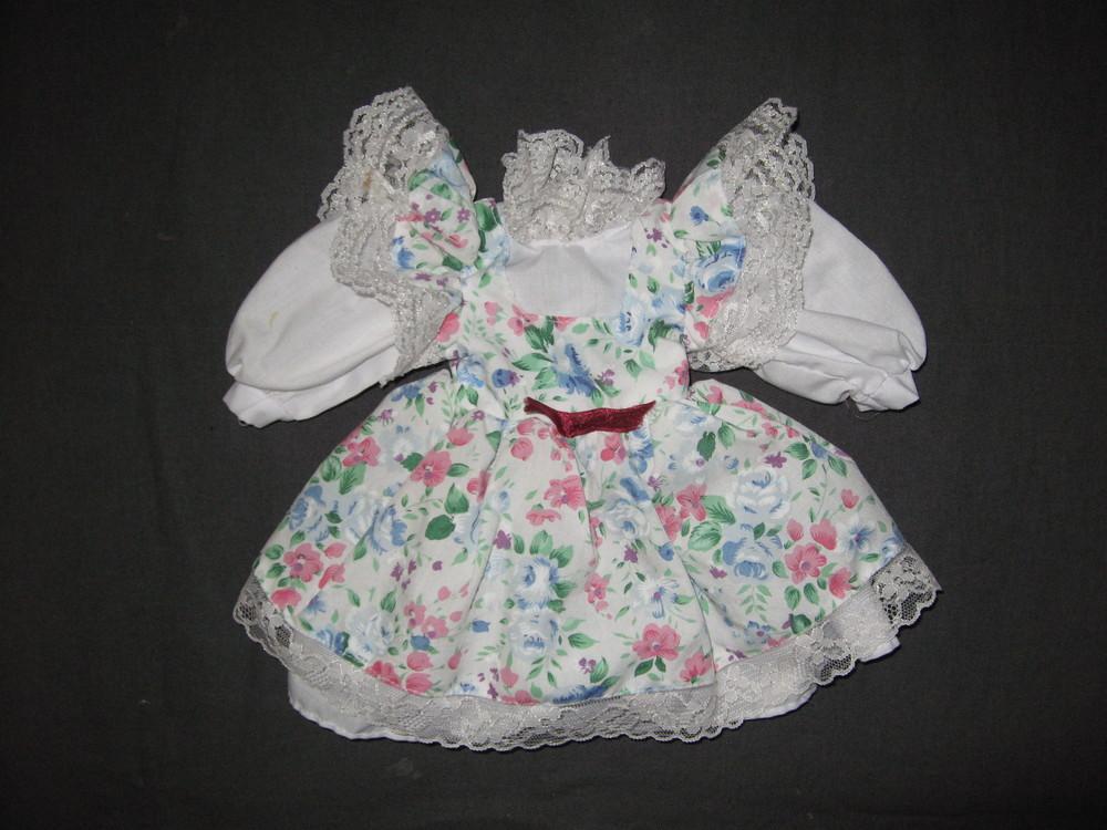 Одежда для кукол на 36-38 см. фото №1
