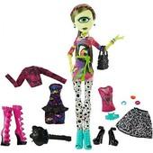 Кукла  Монстер хай Айрис Клопс я люблю моду  monster high Iris Clops