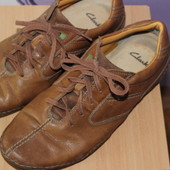 мужские туфли Clarks  44-45 размер