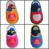 Домашнє взуття для гостей (тапочки, тапки)