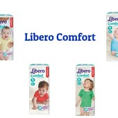 Акция! Подгузники Libero Comfort 3, 4, 5, 6! Днепропетровск!