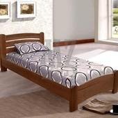 Кровать односпальная София + Матрас Эко-42, размер 90x200